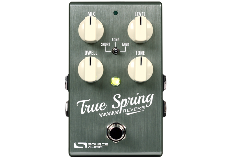 Source Audio Series One – True Spring Reverb